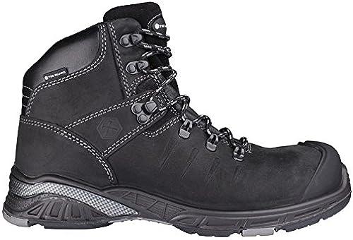 Toe Guard TG8043037 Chaussure de sécurité Nitro  S3 Taille 37 noir,