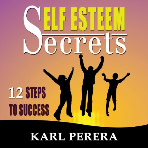 Self-Esteem Secrets audiobook cover art