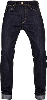 John Doe Ironhead XTM Hommes Jeans Slim Cut-Used Noir