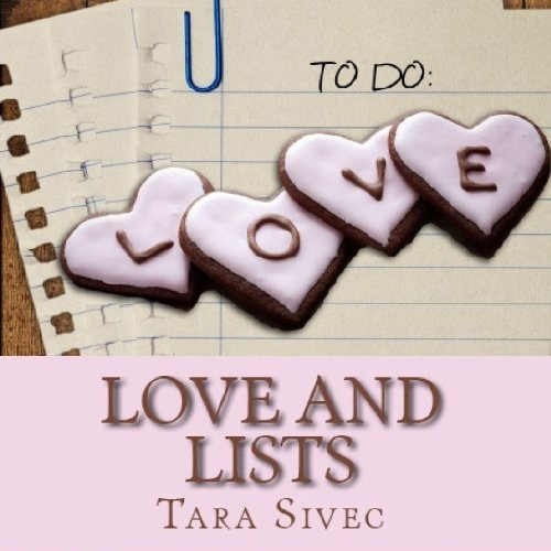 Love and Lists audiobook cover art