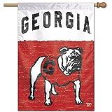 WinCraft Georgia Bulldogs Vault Throwback Retro Vintage House Flag
