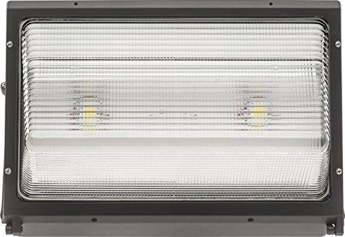Lithonia Lighting TWR2 LED P2 50K MVOLT DDBTXD M2 Wall-Pack, 9,700 Lumens, 5000K   Daylight
