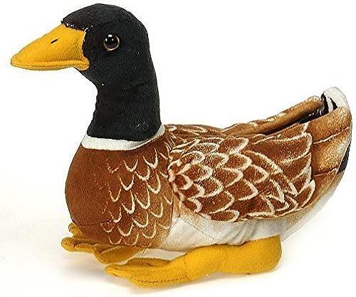 Fiesta Toys Mallard Duck Plush Stuffed Animal Toy - 9 Inches by Fiesta Toys
