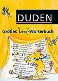Großes Lexi-Wörterbuch: 1.-4. Schuljahr - Wörterbuch: Festeinband