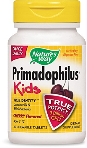 Nature's Way Primadophilus Kids review