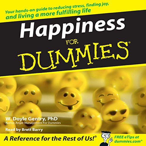 Happiness for Dummies audiobook cover art