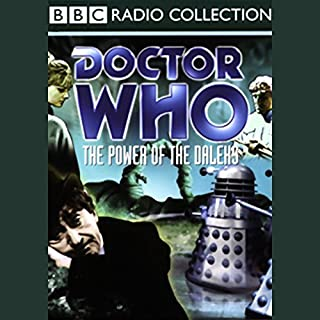Doctor Who: The Power of the Daleks cover art