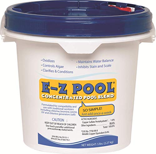 E-Z Pool All in One Pool Care Solution (Regular 5 lb)