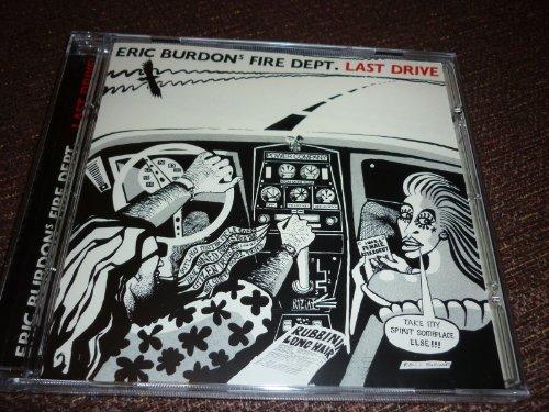 FIRE DPT. LAST DRIVE. 1980.