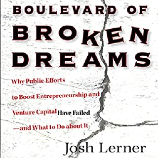 Boulevard of Broken Dreams audiobook cover art