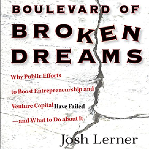 Boulevard of Broken Dreams audiobook cover art