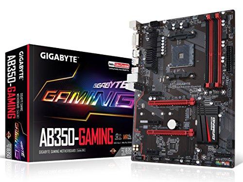 GIGABYTE GA-AB350-Gaming (AMD RYZEN AM4/...