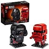 Lego Star Wars - Kylo Ren y Soldado Sith, Juguete de Construcción Coleccionable, Set Inspirado en La Guerra de Las Galaxias (75232)