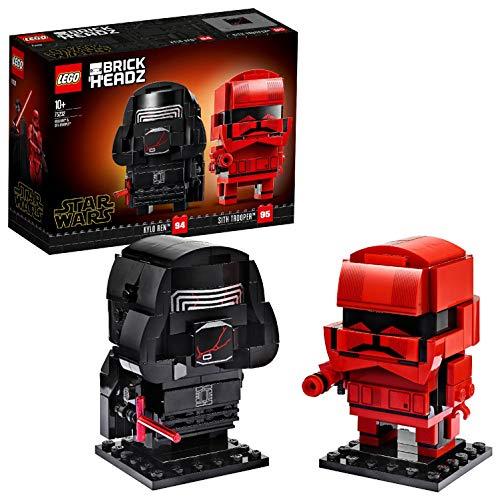 LEGO-Star Wars con f_BHz Gioco di Costruzione, Multicolore, 75232