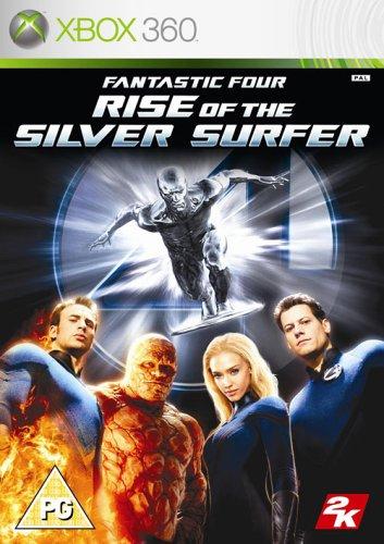 Fantastic Four: Rise of the Silver Surfer (Xbox 360) [Importación inglesa]