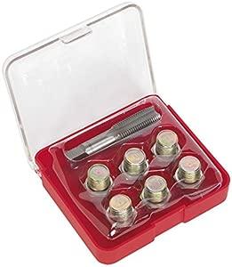Sealey VS615 Oil Drain Plug Thread Repair Set M15