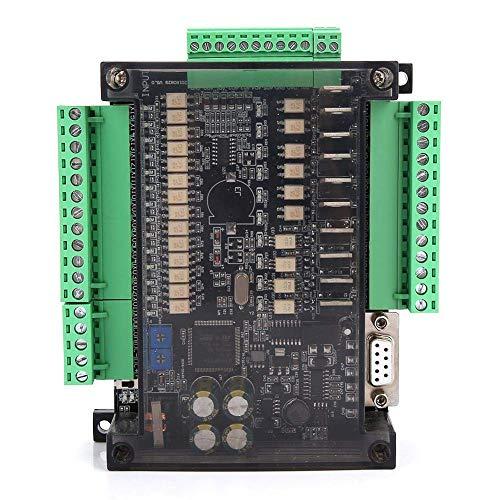 YASEKING Industrial Controller,Industrial Control Board FX3U-24MT 14 Input 10 Output 24V 1A