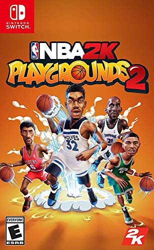 NBA 2K Playgrounds 2 for Nintendo Switch [USA]