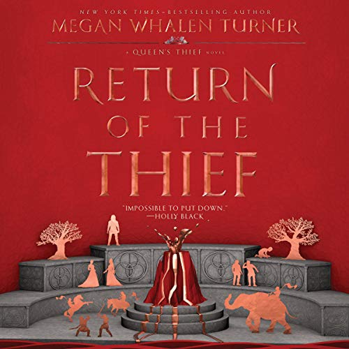 Couverture de Return of the Thief