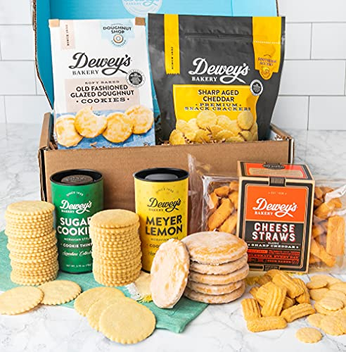 Dewey's Bakery Gift Basket
