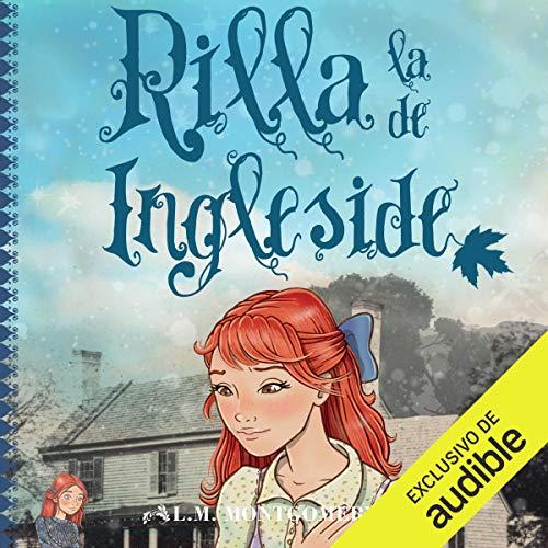Diseño de la portada del título Ana, Rilla De Ingleside