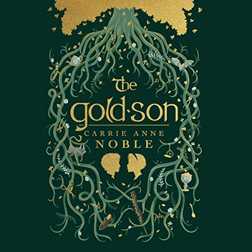 The Gold-Son audiobook cover art