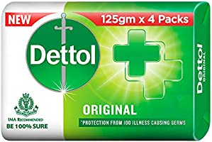 Dettol Bathing Soap Original