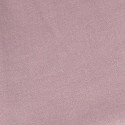 0,5m Jersey uni altrosa gräuliches rosa Meterware 95% Baumwolle 5% Elastan 1,4m breit