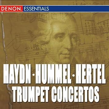 Haydn - Hummel - Leopold Mozart - Hertel: Trumpet Concertos