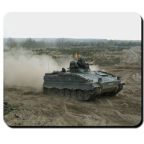 Spz Marder Schützenpanzer Panzergrenadier Bataillon Panzer - Mauspad #9770