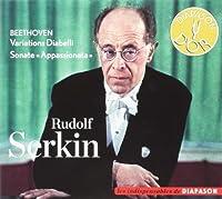 Diabelli Variations: R.serkin(P) (1947) +piano Sonata, 23, (1957)