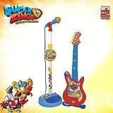 CLAUDIO REIG- SuperZings/SuperThings Juguete Musical (2420)