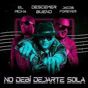 No Debí Dejarte Sola (Remix)