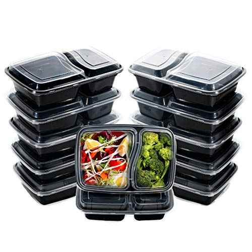 I00000 60pack Meal Prep Containers with Lids