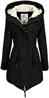 Jet Lag FW120 Women's Winter Parka with XL Hood