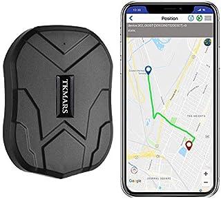 Winnes Sterke Magneet GPS Tracker, 3 maanden lang stand-by GPS, voertuigtracker real-time monitoringssysteem, waterdicht G...