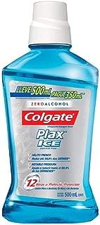 Enxaguante Bucal Colgate Plax Ice 500ml Promo Leve 500ml Pague 350ml