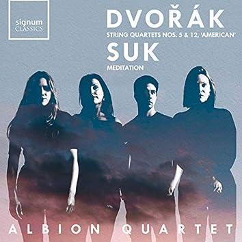 String Quartet No. 12 in F Major, Op. 96, 'American': IV. Finale: vivace ma non troppo