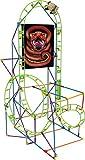 Chicos K'Nex Classics - Montaña Rusa Cobra's Coil, Juego de construcción 41205