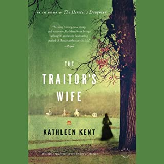 The Traitor's Wife audiobook cover art