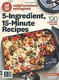 Weight Watchers 5 Ingredient, 15 Minute Recipes