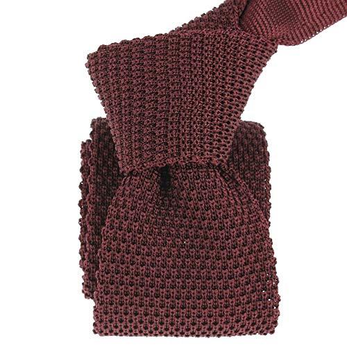 Tony & Paul - Cravate Tricot Malvarosa, Soie