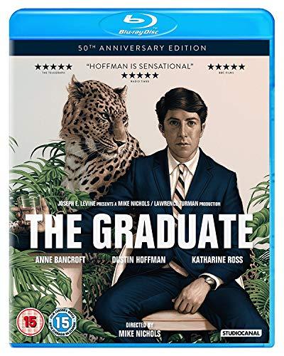The Graduate 50th Anniversary Edition [Blu-ray] [1967]