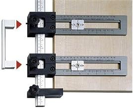Hettich 44763 Accura boorset voor handgrepen en knoppen (zonder houten plank), verschillende verpakking