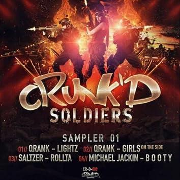 Crunk'd Soldiers Sampler 1