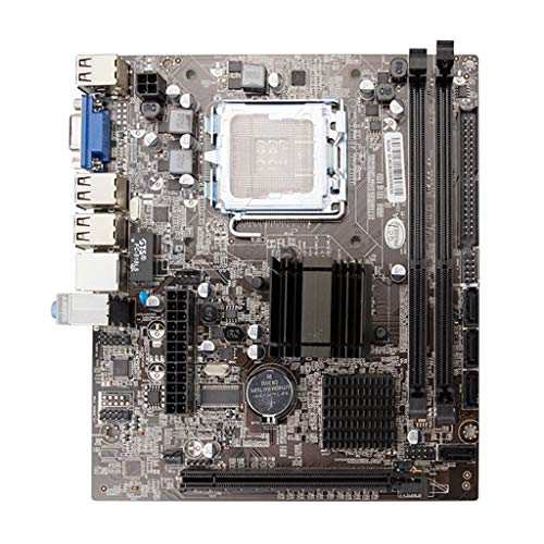 ZChun G41 PC LGA775 Computer Desktop moederbord DDR3 Double USB 2.0 LGA 775 moederbord