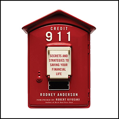 Credit 911 audiobook cover art