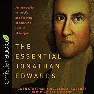 The Essential Jonathan Edwards audiobook cover art