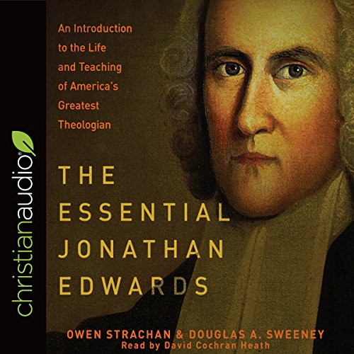 The Essential Jonathan Edwards Titelbild