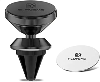 FLOVeMe Strong Magnetic Car Phone Holder 360 Degree Rotation Universal Air Vent Car Holder Stand Support For iPhone Samsun...